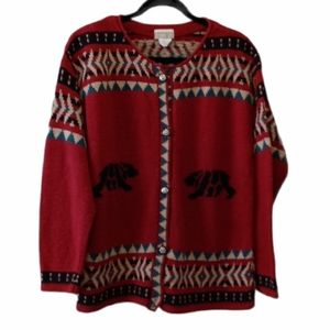 Coldwater Creek sweater size small